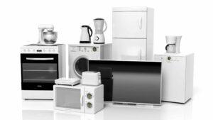 Diverse Haushaltsgeräte
