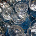 Gläser in einer Spülmaschine
